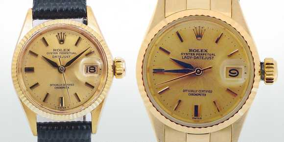 Review: Rolex Lady-Datejust ref. 6517