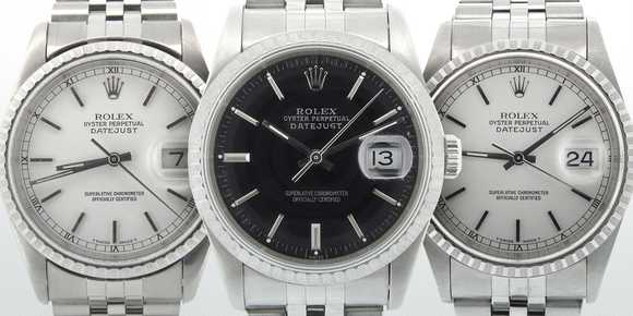 Review: The Rolex Datejust ref. 16220