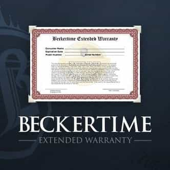 BeckerTime 1 Year Extended Warranty for Rolex (SKU BT1YREXW)