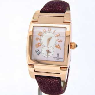Pre Owned Mens de Grisogono 18K Rose Gold