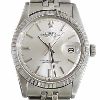 Mens Rolex Stainless Steel Datejust Silver  1603 (SKU 3474570MT)