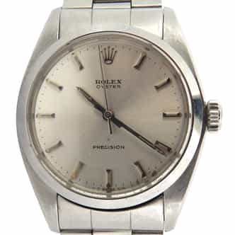 Mens Rolex Stainless Steel Oyster Silver 6426 (SKU 3174142MT)