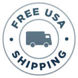Free Domestic Insured Shipping