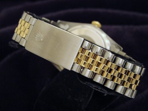 Rolex Two-Tone Datejust 16013 Diamond-2
