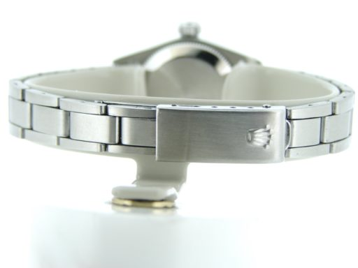 Rolex Stainless Steel Date 6516 Silver -2