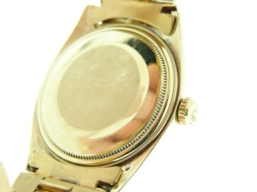Rolex 18K Yellow Gold Datejust 1601 Champagne -4