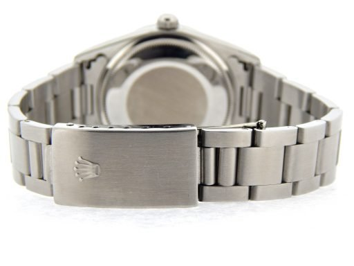 Rolex Stainless Steel Air-King 14010M Silver-2