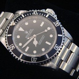 Mens Rolex Stainless Steel Submariner Black  14060 (SKU 5121111NNBCMT)