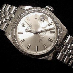 Mens Rolex Stainless Steel Datejust Silver  1603 (SKU 2911111MT)