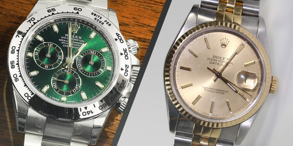 Purchasing a New versus a Pre-owned Rolex