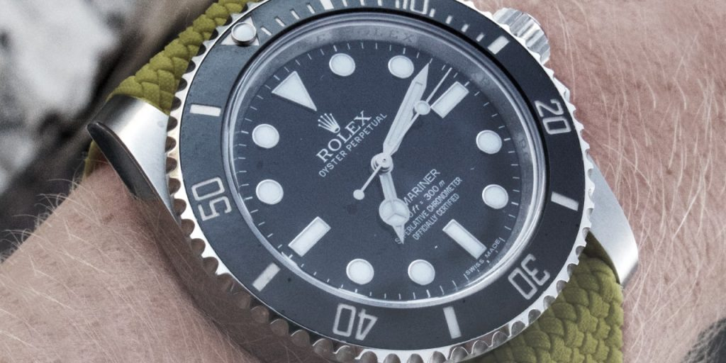 Maintaining Your Rolex Watch – Part II: The Strap
