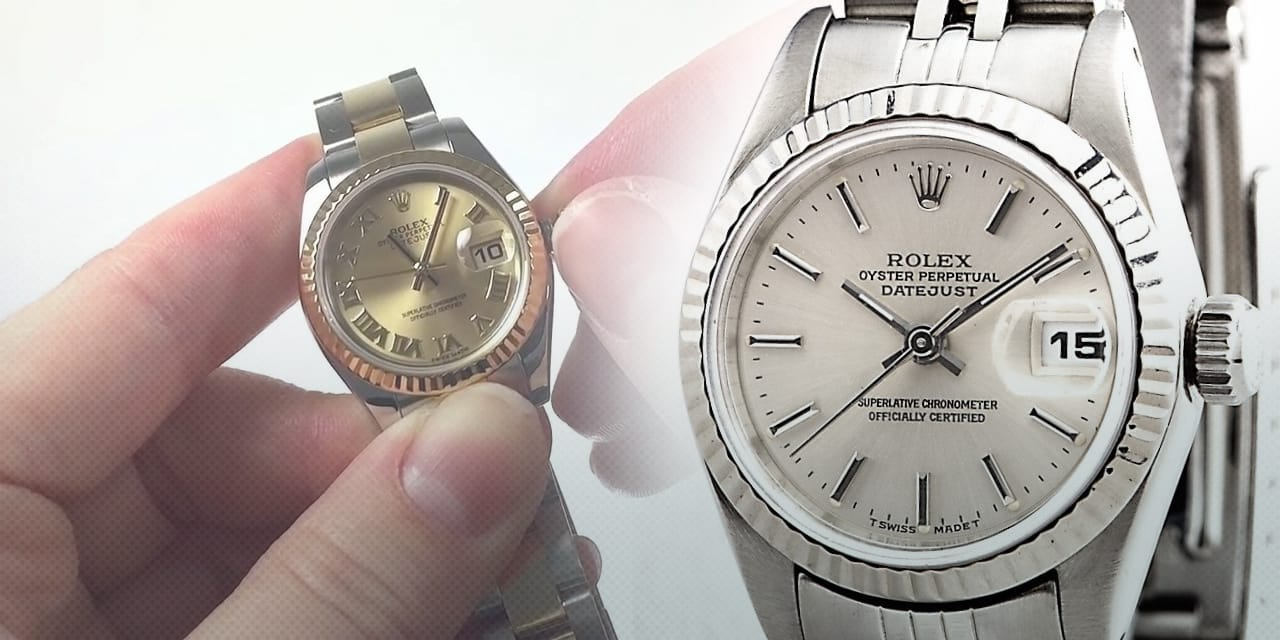 Post image for How to Wind and Set a Ladies Rolex DateJust Quickset