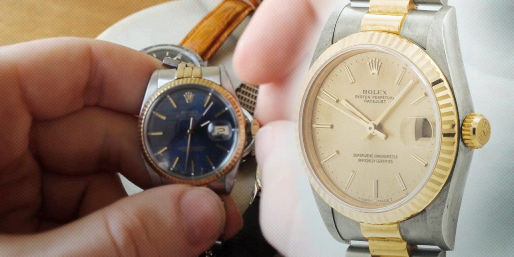 How to Wind and Set a Midsize Rolex DateJust Quickset Watch