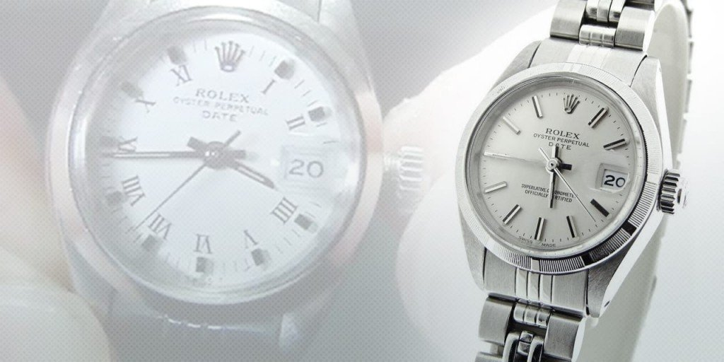 How to Wind and Set a Ladies Rolex Date Non-Quickset Watch