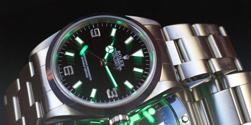 Why my Rolex Watch Glows – Rolex Luminescence Explained Part III