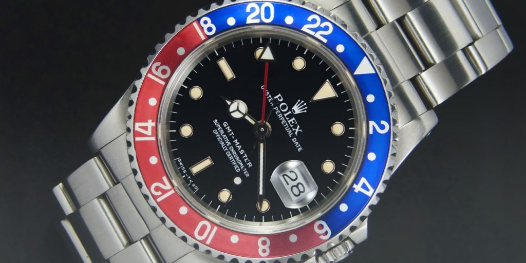Post image for Is your Rolex running slow, fast, or both…