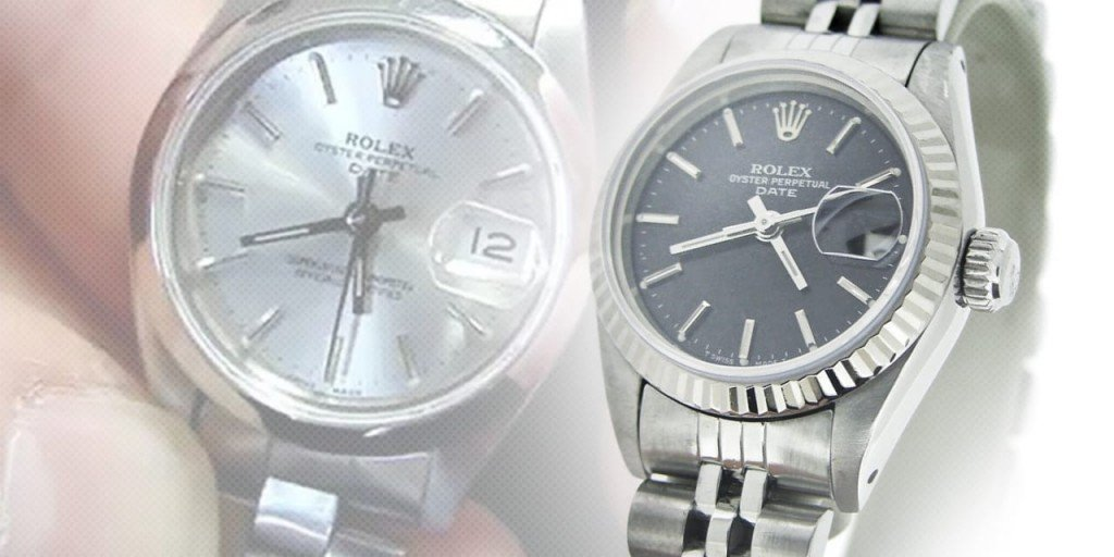 How to Wind and Set a Ladies Rolex Date Quickset Watch