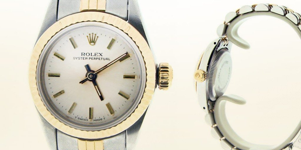 How to Wind and Set a Ladies Rolex Oyster Perpetual