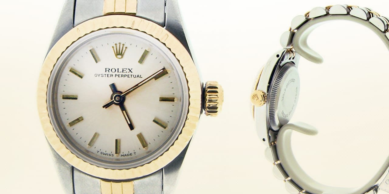 Post image for How to Wind and Set a Ladies Rolex Oyster Perpetual