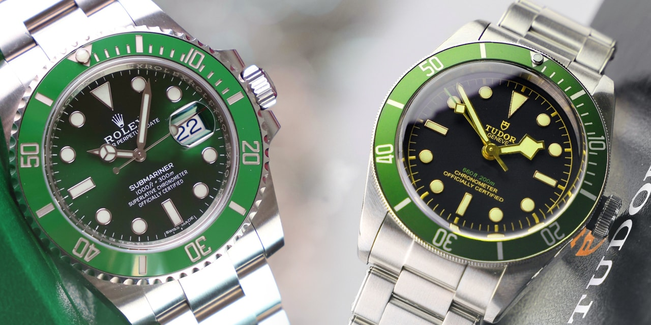 Post image for What's the Difference between Tudor and Rolex?