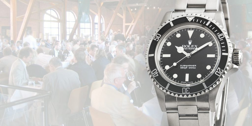Rolex Fetches High Prices at Auction