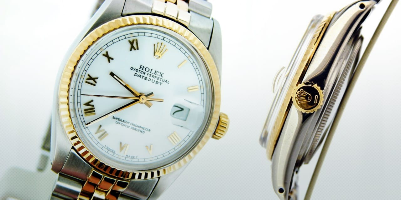 Post image for How to Wind and Set a Men's Rolex DateJust Quickset Watch