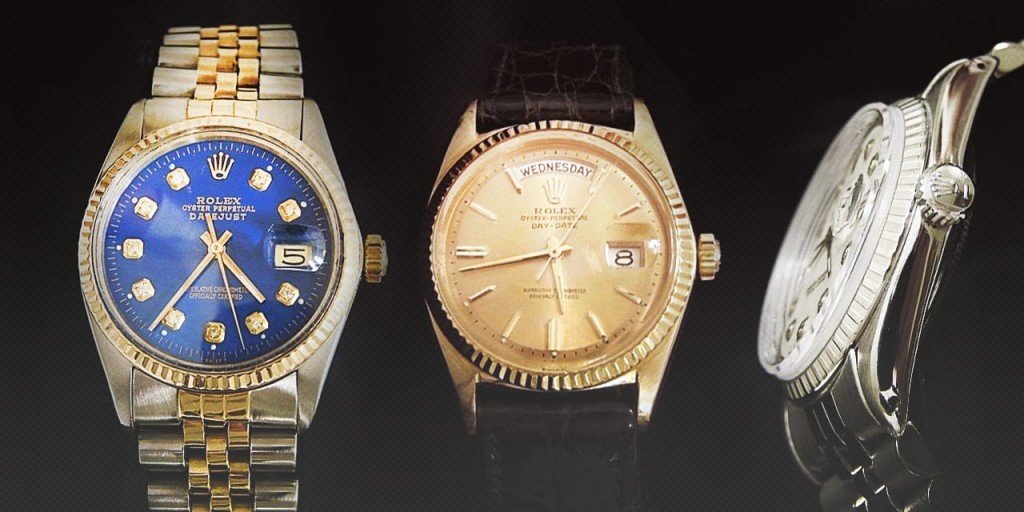 Post image for Beckertime's June Best Sellers – Rolex DateJust & President