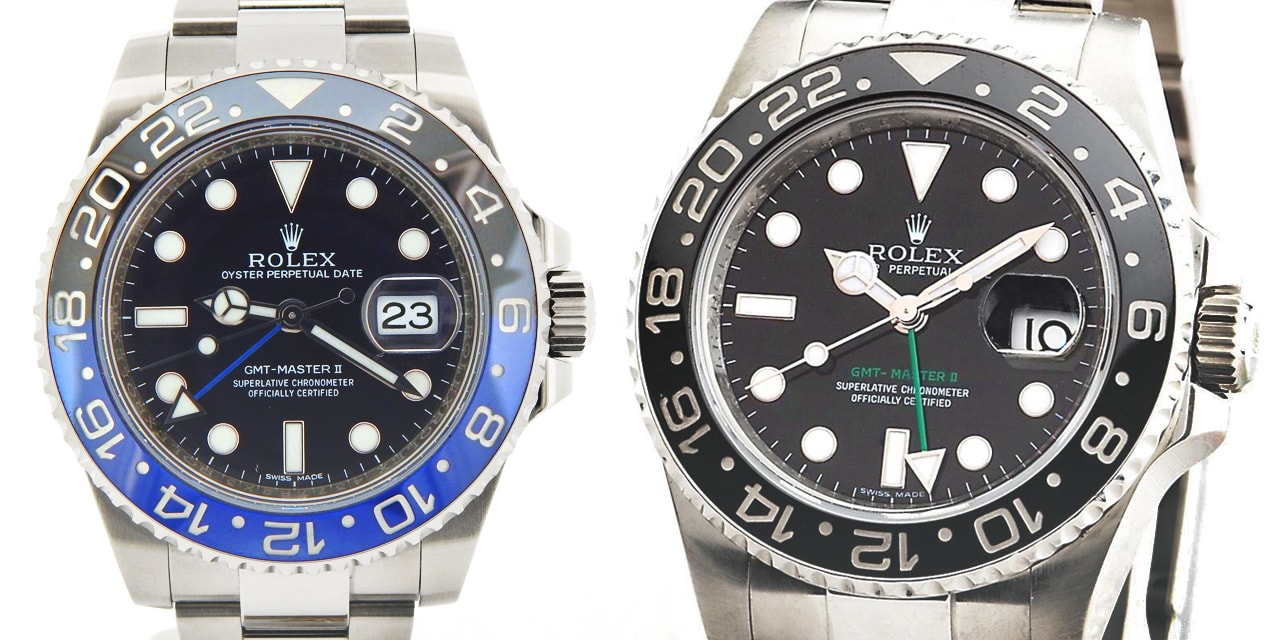 Post image for Modern features on the Ceramic Model Rolex GMT-Master II