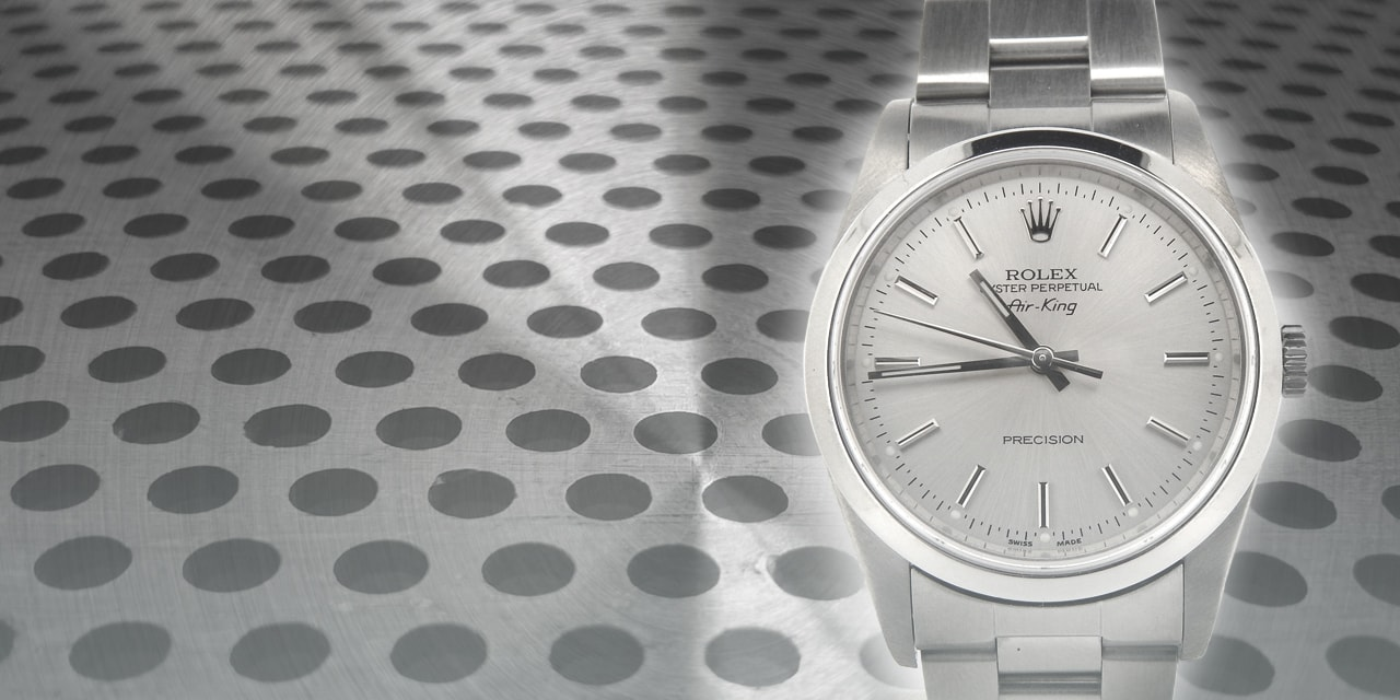 Post image for Rolex 904L Steel is Not for Silverware