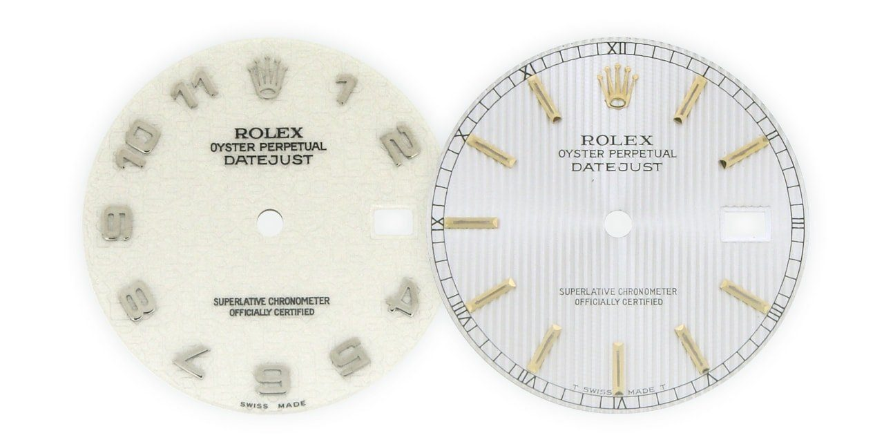 Post image for On a Rolex watch, there is more to the dial than telling time…