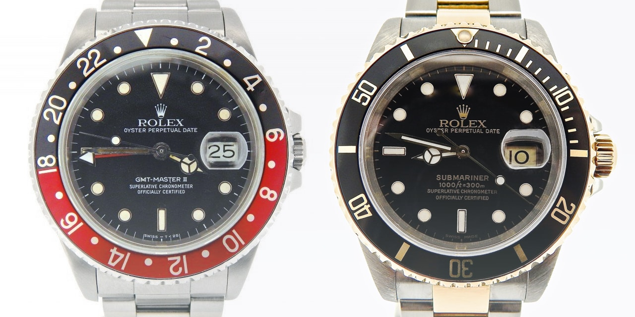 Post image for On a Sports Rolex, The Dial Evolves with the Watch