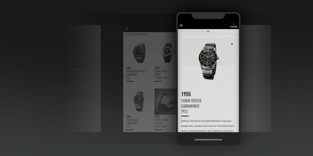 Rolex reaching new audiences with its updated Tudor iOS app