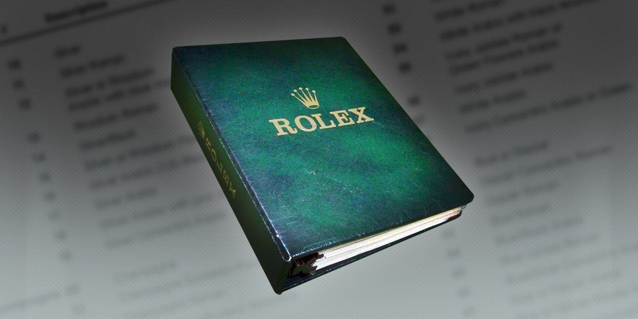 Post image for Rolex 2012 Price List