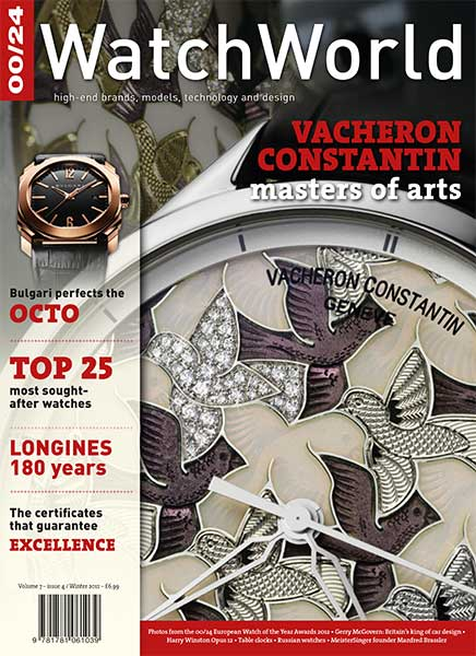 Post image for 00/24 WatchWorld's study on Europe's 25 most popular watches, and it's no surprise that Rolex ranks high