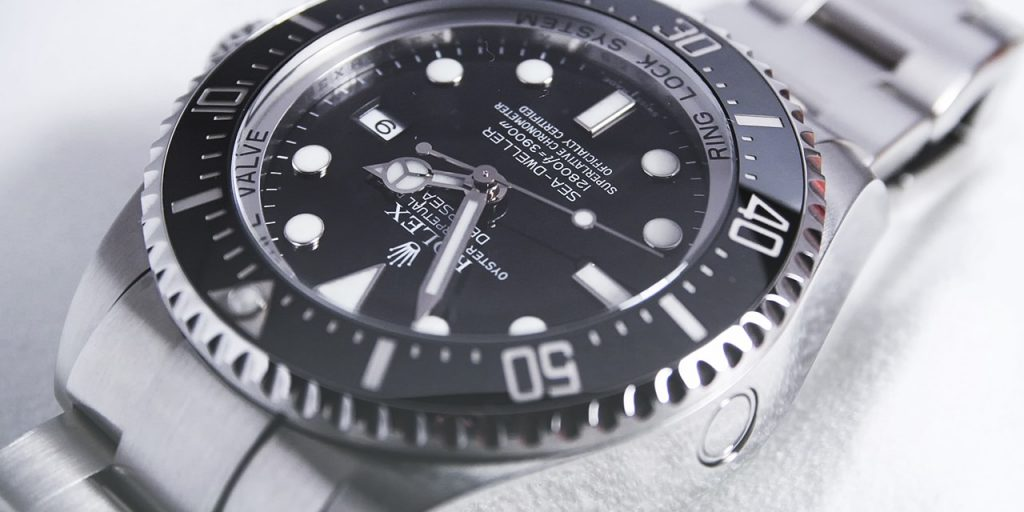 Why Rolex has a helium escape valve on its Deep Sea's