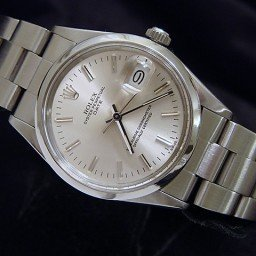 Mens Rolex Stainless Steel Date Silver  15000 (SKU 7440082MT)
