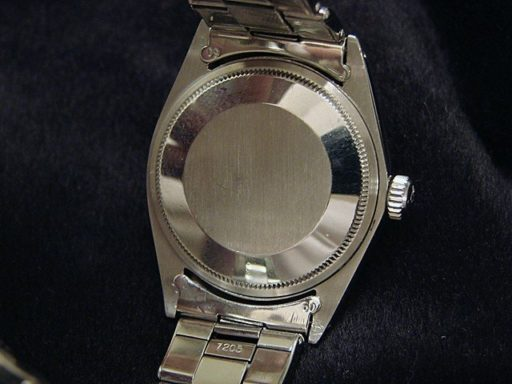 Rolex Stainless Steel Date 1500 Silver -2