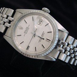 Mens Rolex Stainless Steel Datejust Silver  1603 (SKU 3227733MT)