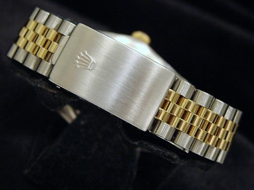Rolex Two-Tone Datejust 16013 Champagne Diamond-2