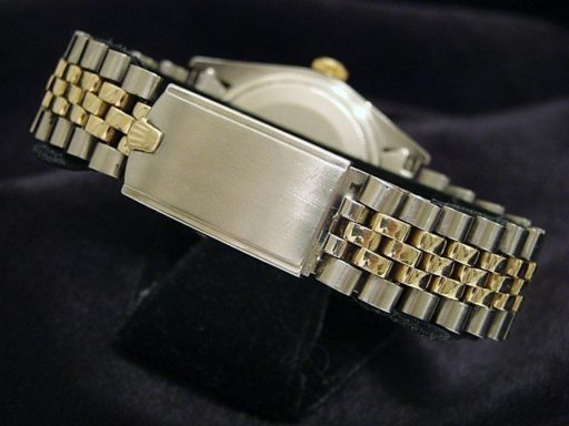 Rolex Two-Tone Datejust 1601 Champagne -2