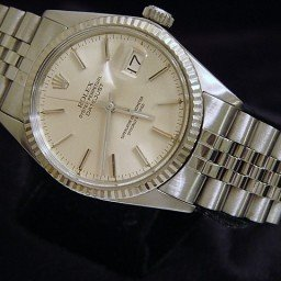 Mens Rolex Stainless Steel Datejust Silver  16014