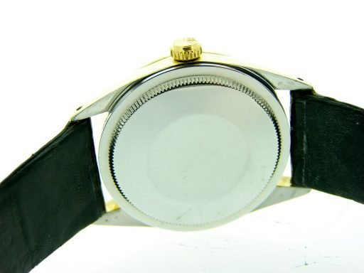 Rolex Gold Shell Oyster Perpetual 1024 Champagne-2