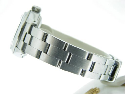 Rolex Stainless Steel Date 6916 Silver -3
