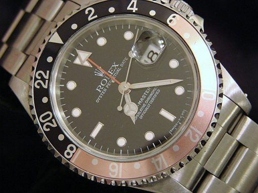 Rolex Stainless Steel GMT Master II 16710  -3