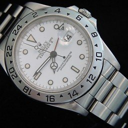 Mens Rolex Stainless Steel Explorer II White  16570 (SKU N284923MT)