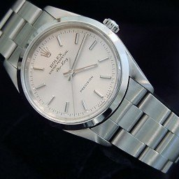 Mens Rolex Stainless Steel Air-King Silver  14000 (SKU U405981ACMT)