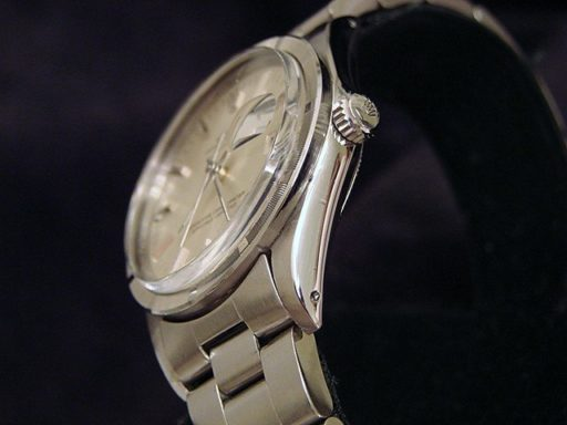 Rolex Stainless Steel Date 15010 Silver -3