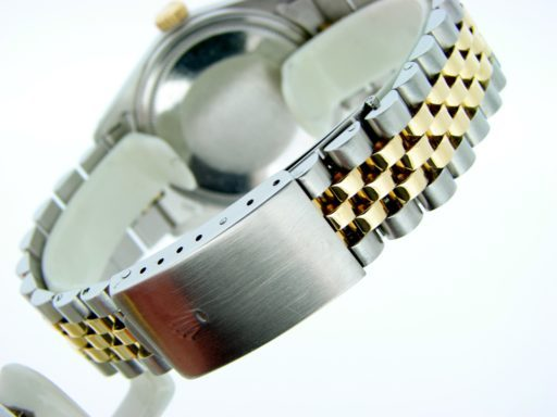 Rolex Two-Tone Datejust 16013 White Roman-2
