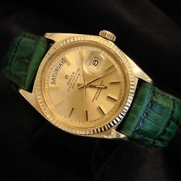 Mens Rolex 18K Gold Day-Date President Champagne  1803