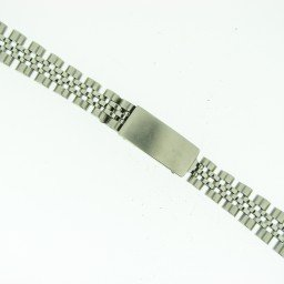 LADIES GENUINE ROLEX STAINLESS STEEL JUBILEE BRACELET BAND 13MM (SKU LJB13)